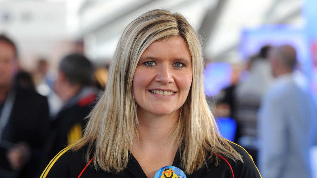Bob-Olympiasiegerin Sandra Kiriasis soll eine Kandidatin im Dschungelcamp 2019 sein.