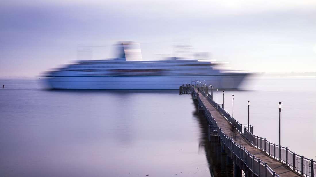Auf Kreuzfahrtschiffen ist nicht jede Aktivität zu jeder Zeit ratsam.
