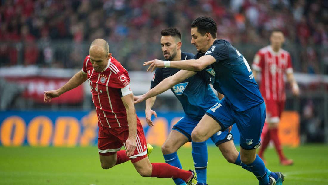 Die TSG Hoffenheim gastiert zum Saisonauftakt beim FC Bayern München.