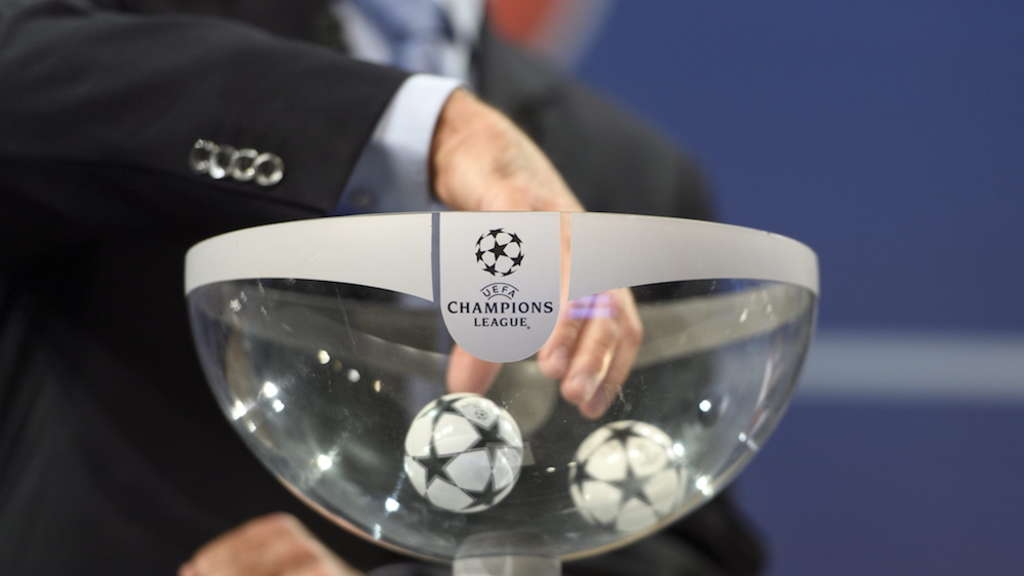 Champions League Auslosung Gruppenphase 2021/16
