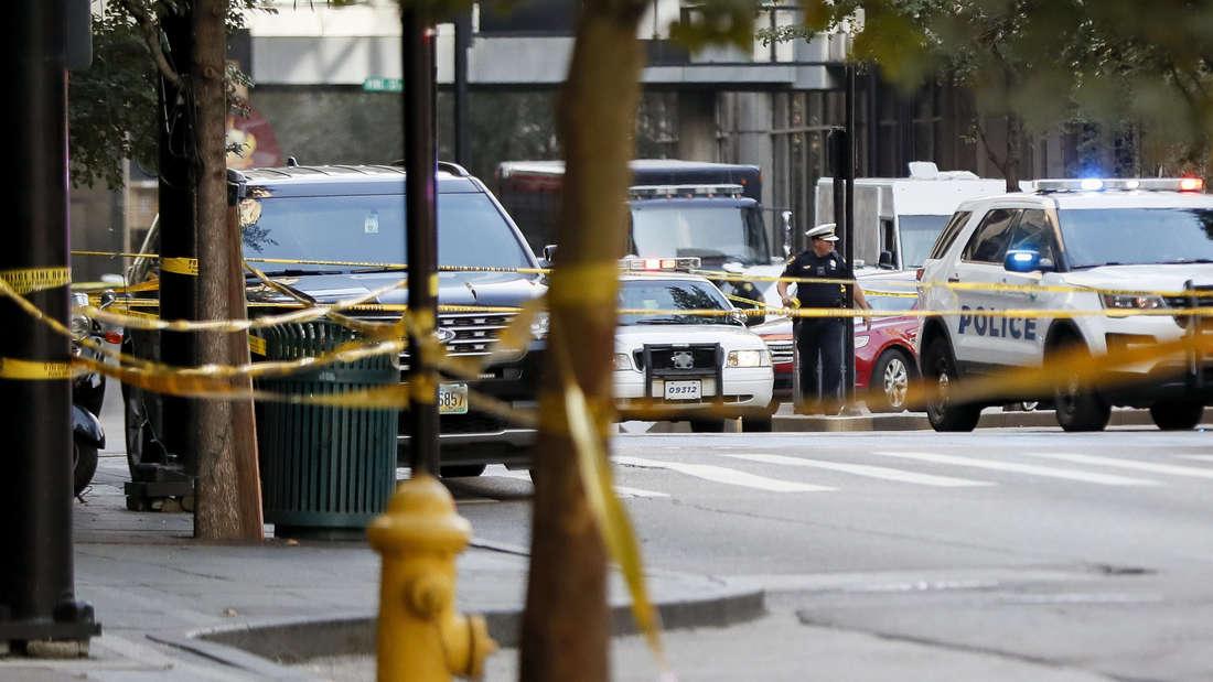 Schießerei in Cincinnati