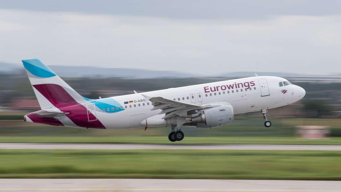 Eine Eurowings-Maschine flog sechs Stunden lang - um doch wieder am Abflugort zu landen.