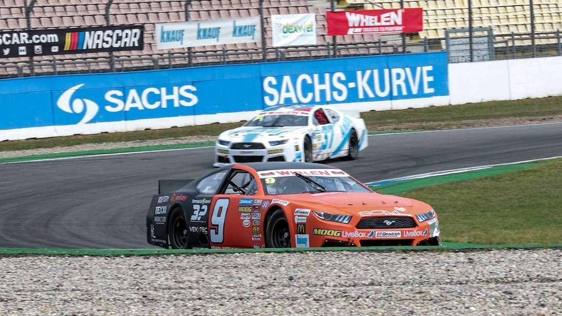 Das American Fan Fest beginnt am Freitag mit dem Training der NASCAR Fahrer auf dem Hockenheimring.