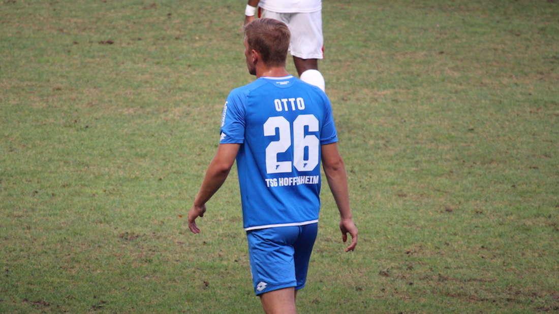 David Otto startet mit der U19 in die Youth League (Archivfoto).