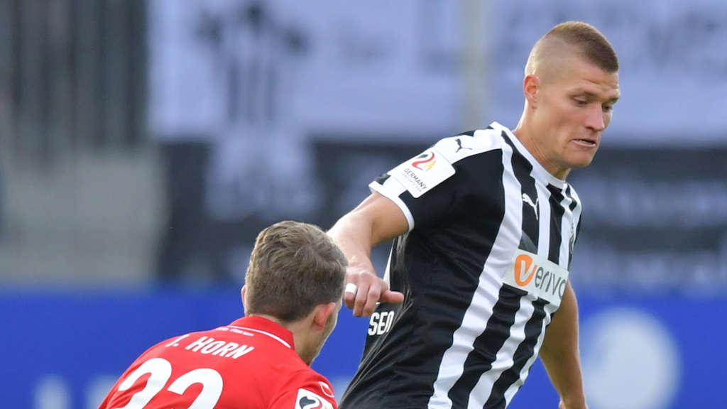 Live Ticker 2 Bundesliga 6 Spieltag Sv Sandhausen Gegen 1 Fc