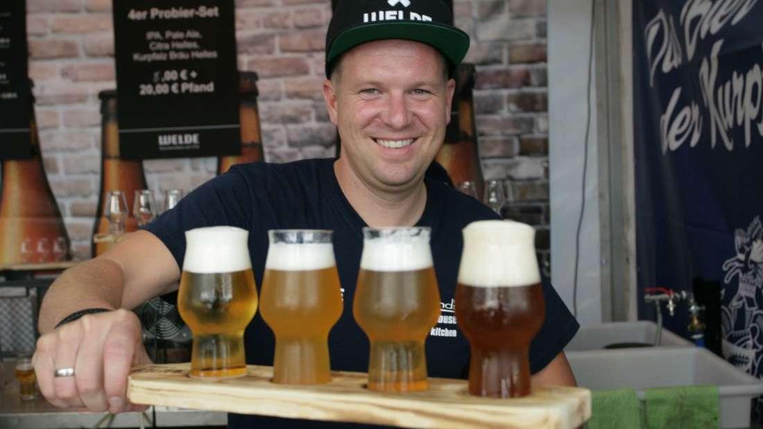 Heidelberg: Studie über Bier: Marken, Konsum und Geschmack