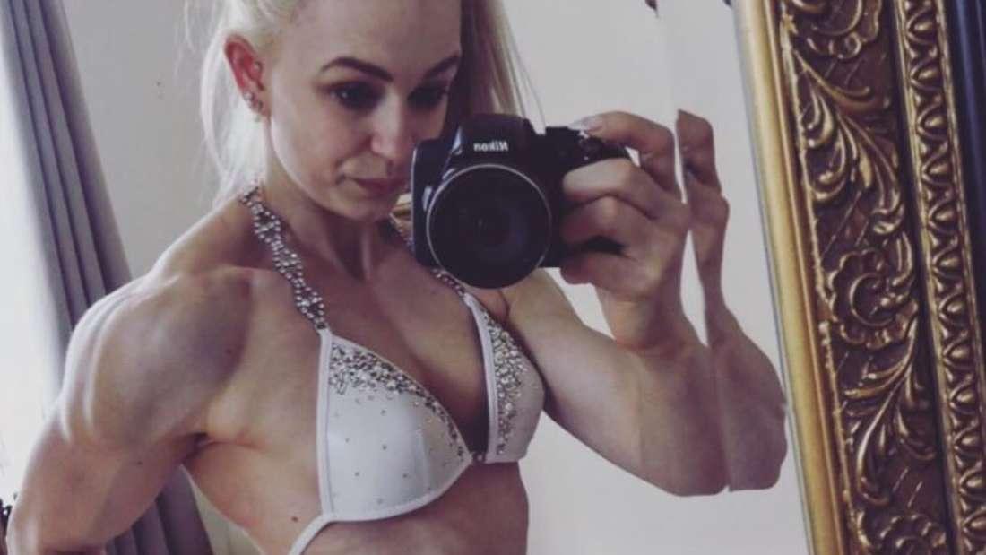 Carina Møller-Mikkelsen aus Kiel machte die spektakuläre Wandlung von der Bodybuilderin zum Curvy-Model durch - So sieht sie heute aus