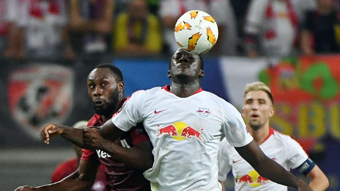 Die Leipziger kassierten die einzige Niederlage der deutschen Europapokalvertreter.
