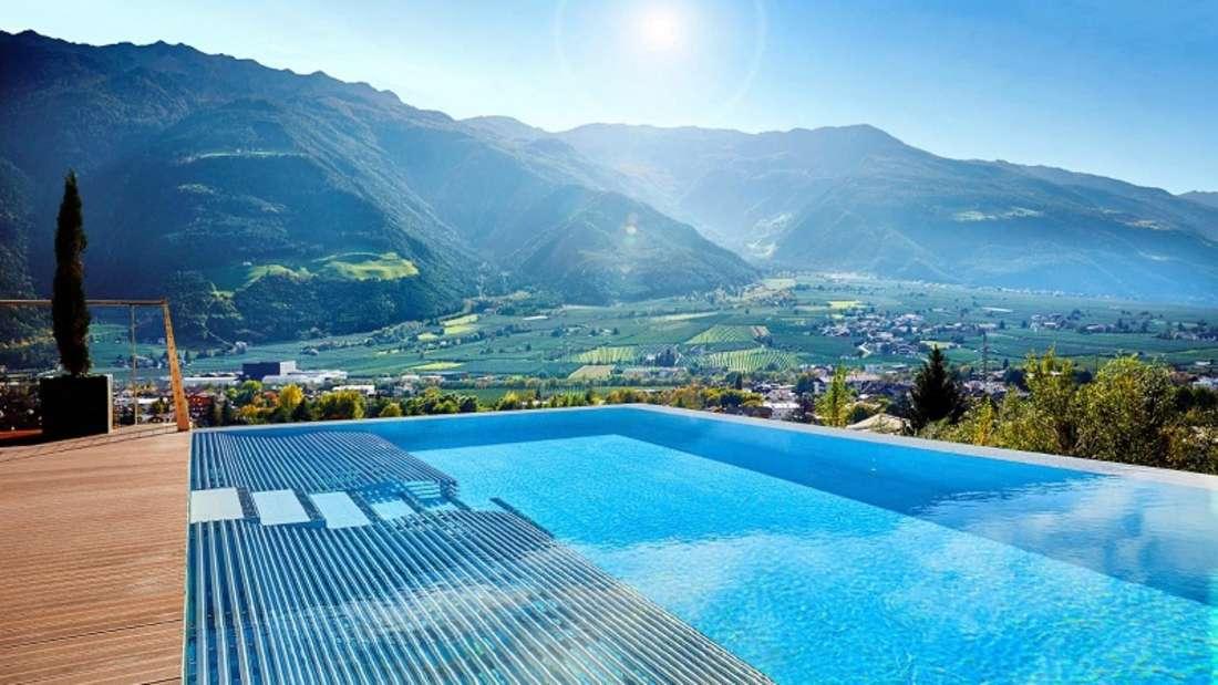 """In der Kategorie """"Bester Spa"""" landete das Preidlhof Luxury DolceVita Resort ***** auf Platz1."""