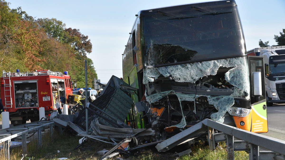 Busunfall Heute A3