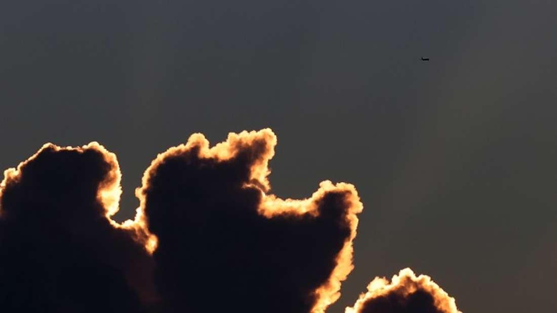 Über den Wolken... wird's manchmal richtig romantisch. Doch auch Einsatz ist gefragt!