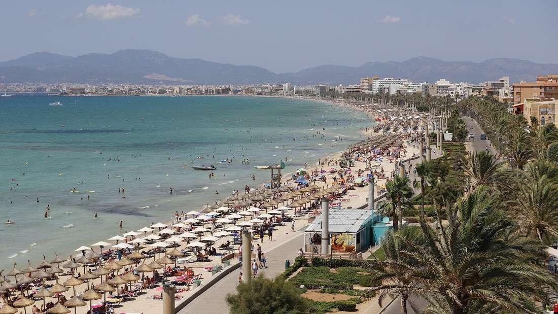 Tourismus auf Mallorca - vielen Bewohnern der Insel ist er ein Dorn im Auge.