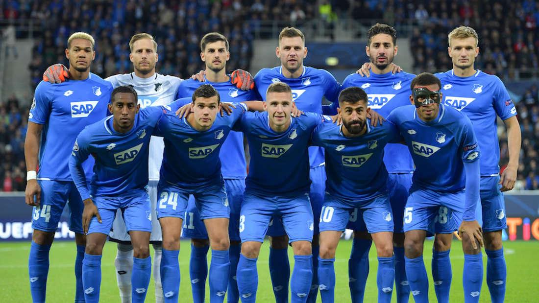 1899 Hoffenheim - Manchester City