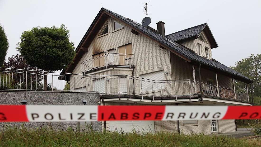 Bei einem Familiendrama in Mörlenbach sterben zwei Kinder im Alter von 10 und 13 Jahren.