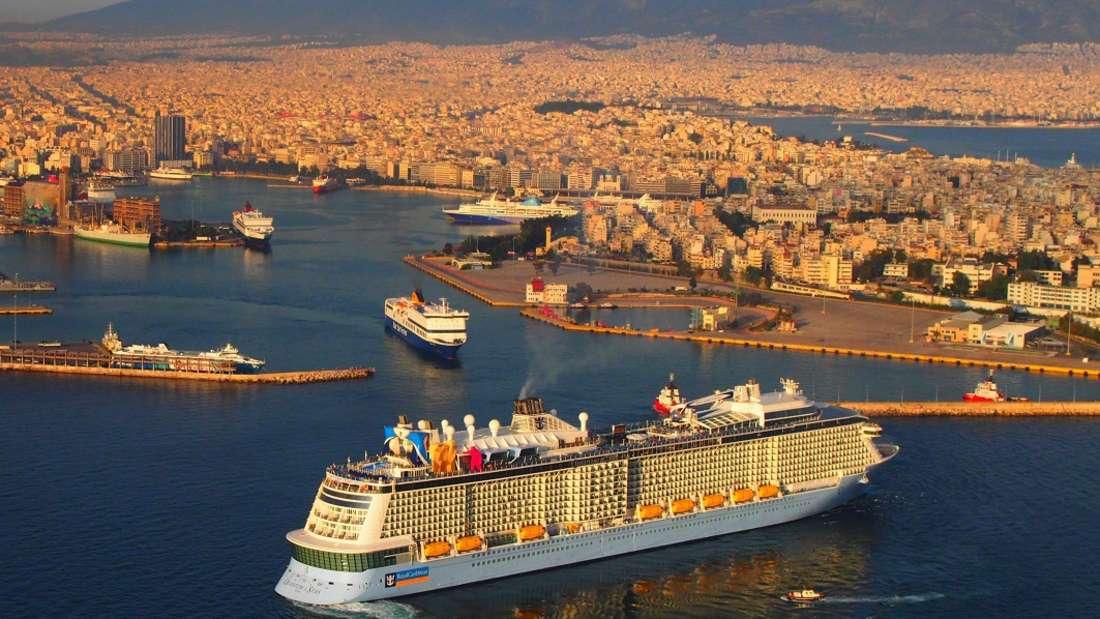 Eine Reisegruppe sorgte an Bord einer Kreuzfahrt für zahlreiche Beschwerden der anderen Gäste.