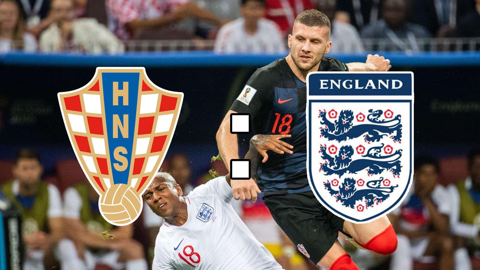 Schiedsrichter England Kroatien