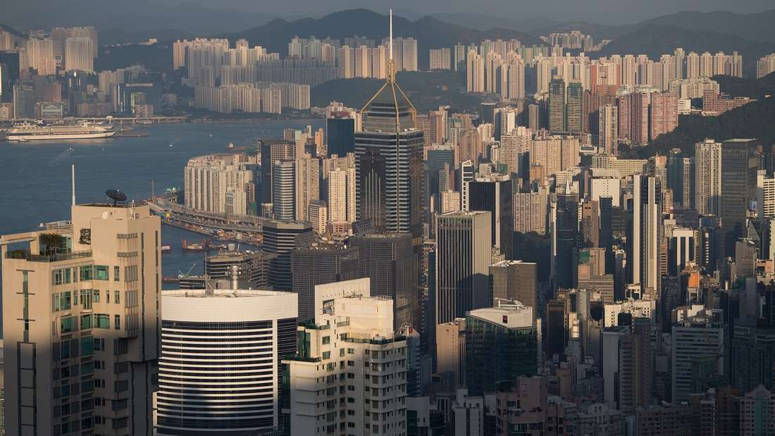 14. Hong Kong