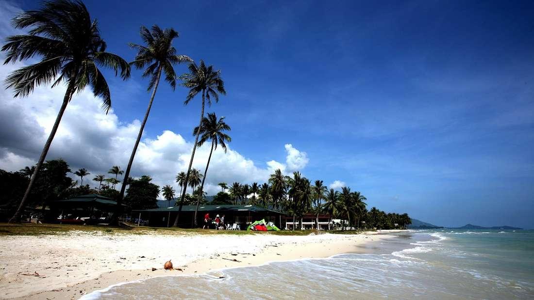 Thailand ist bei deutschen Touristen als Reiseziel sehr beliebt.