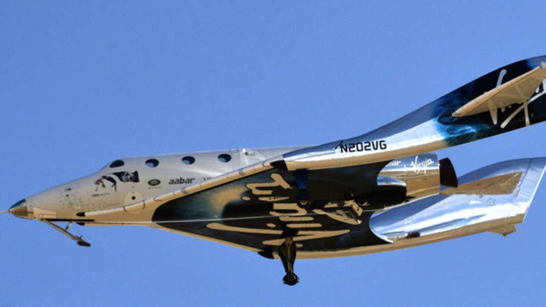 Das Raumfahrtunternehmen Virgin Galactic arbeitet an Tourismus im All - damit ist es nicht allein.