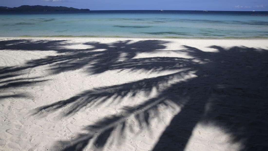 Die Insel Boracay ist wieder geöffnet.