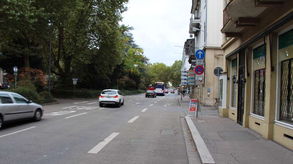 Heidelberg Stau