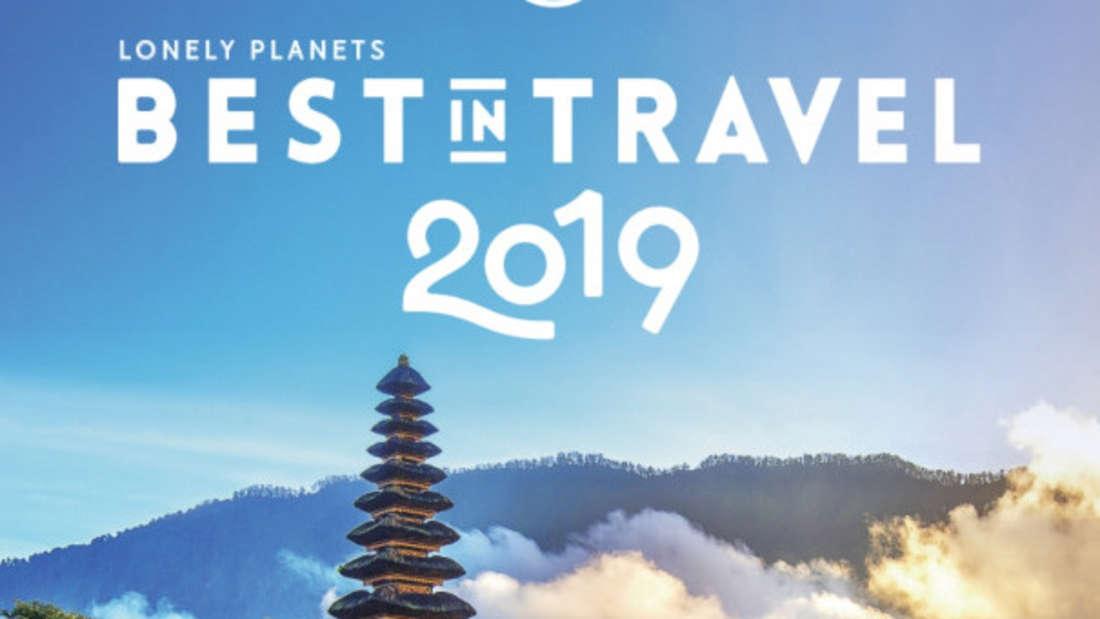 """Am 23. Oktober 2018 erschien der neue Lonely Planet """"Best in Travel""""."""