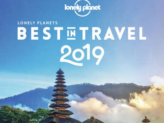 "Am 23. Oktober 2018 erschien der neue Lonely Planet ""Best in Travel""."