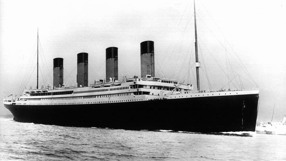 Die Titanic sank am 15. April 1912 - nun soll siewieder auferstehen.