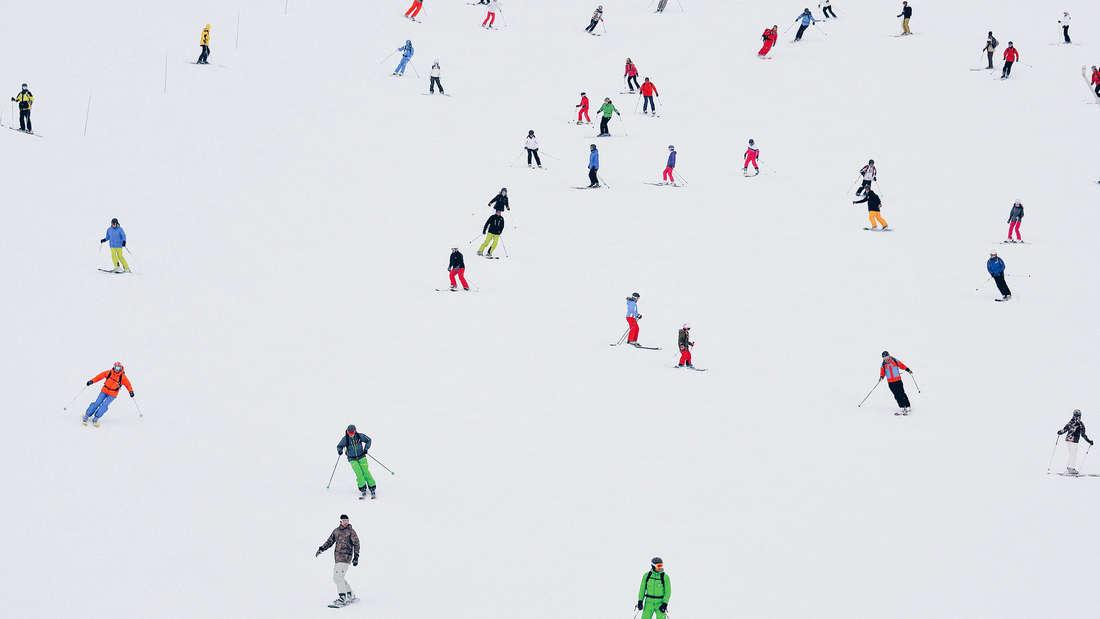 Die Skisaison 2019ist eröffnet.