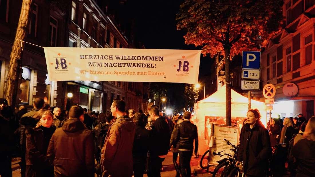 2. Abend des Nachtwandels in Mannheim