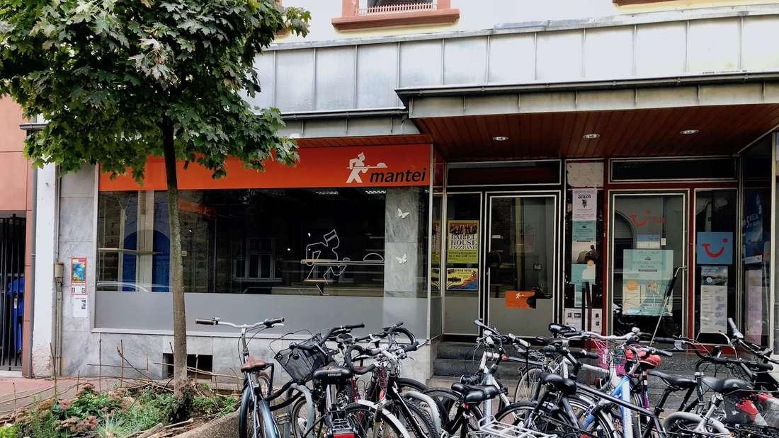 Noch steht die Filiale in der Römerstraße leer.