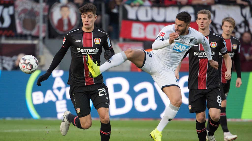 Hoffenheim Gegen Leverkusen