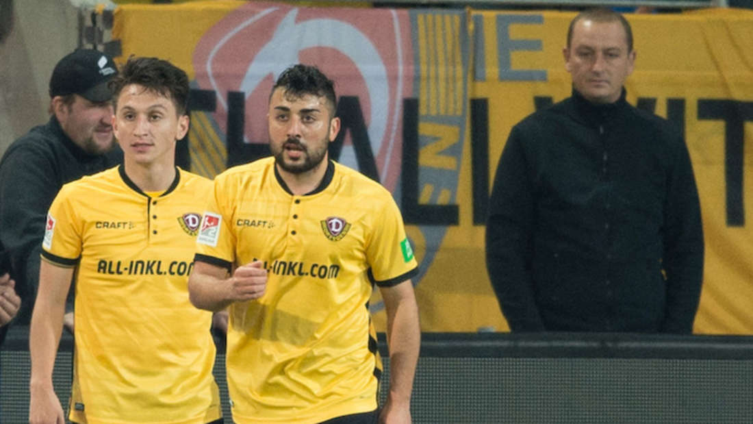 Dynamo Dresden - SV Sandhausen