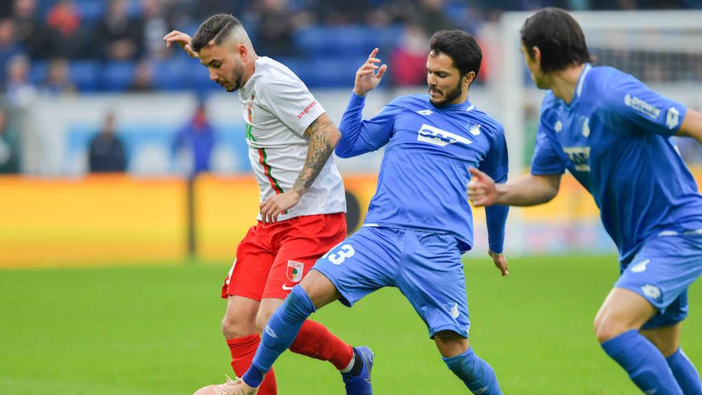 Hoffenheim Gegen Augsburg