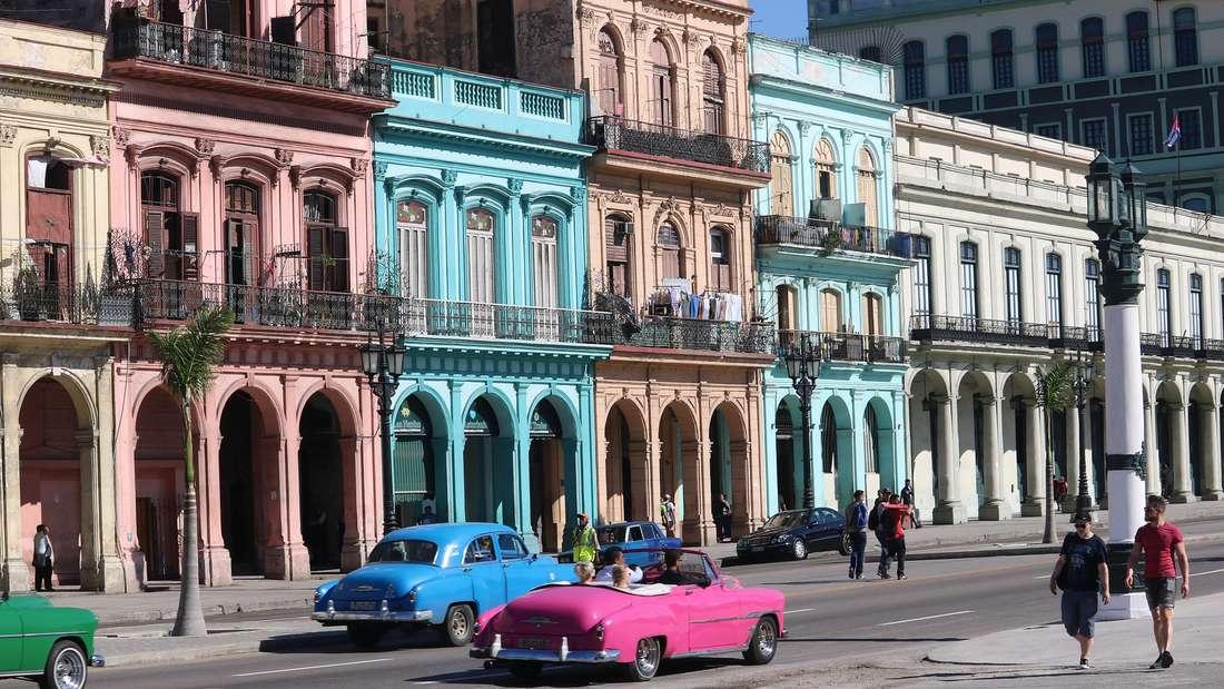 Kuba: Karibisches Feeling in Reinkultur