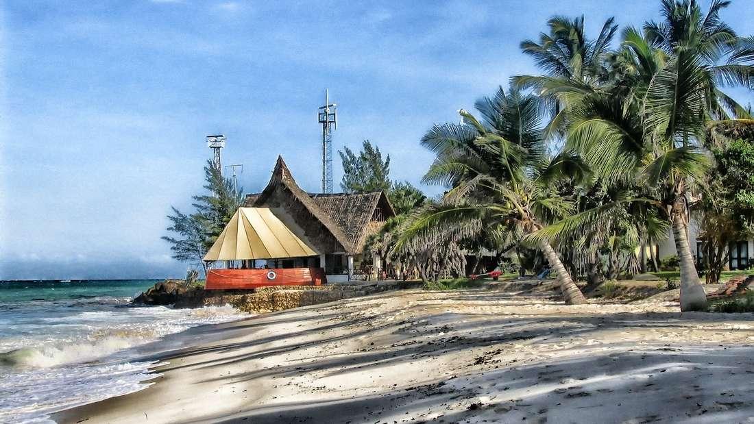 Kenia: Robinson Crusoe-Feeling am Indischen Ozean