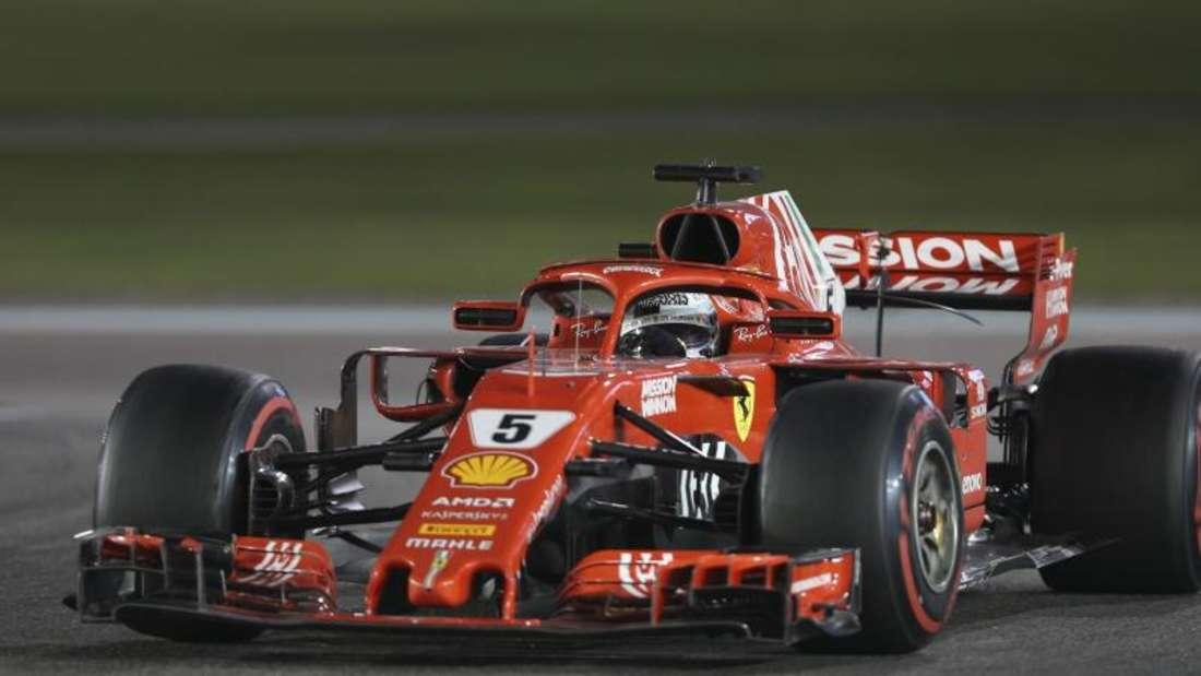 «Wir müssen uns jedes Detail anschauen und als Gruppe gestärkt nächstes Jahr zurückkommen», sagte Sebastian Vettel. Foto: Kamran Jebreili/AP
