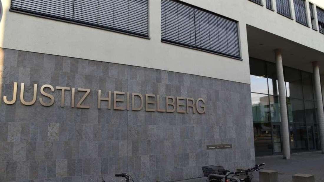 Prozessauftakt wegen versuchter Vergewaltigung am Landgericht Heidelberg. (Archivfoto)