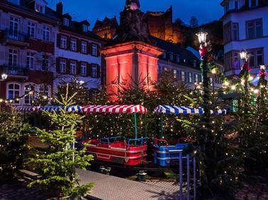 Heidelberg Weihnachtsmarkt.Weihnachtsmarkt Heidelberg Und Umgebung Infos öffnungszeiten