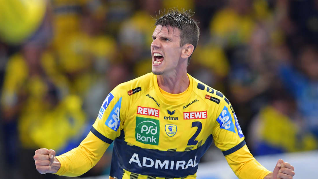 Können die Rhein-Neckar Löwen um Kapitän Andy Schmid gegen die Eulen Ludwigshafen bestehen? (Archivfoto)