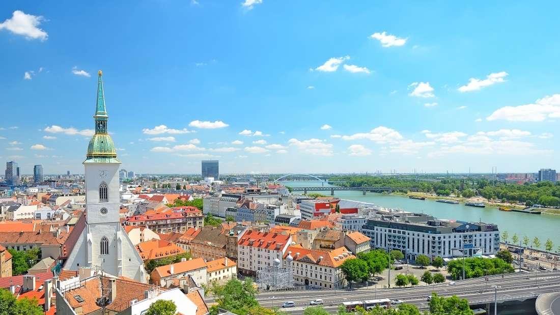 Im Oktober mit dem Kreuzfahrtschiff auf der Donau durch Europa.
