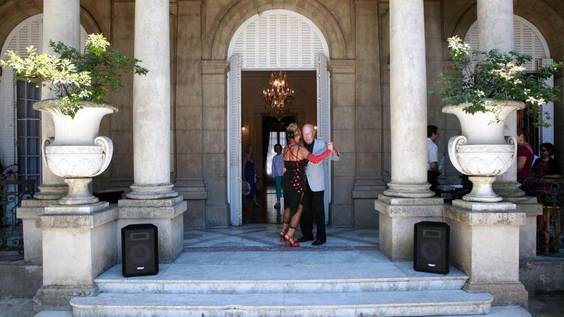 Uruguay ist weltbekannt für seinen Tango - aber wo liegt das Land eigentlich?