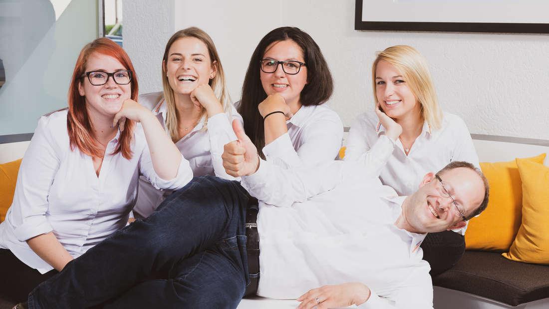 Das Team von Sonnenklar.TV Reisebüro Rihm.