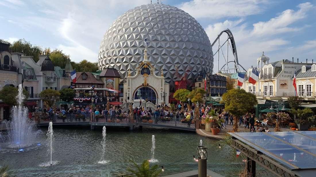 Der Europapark Rust ist für Freizeitpark-Fans ein echtes Highlight.