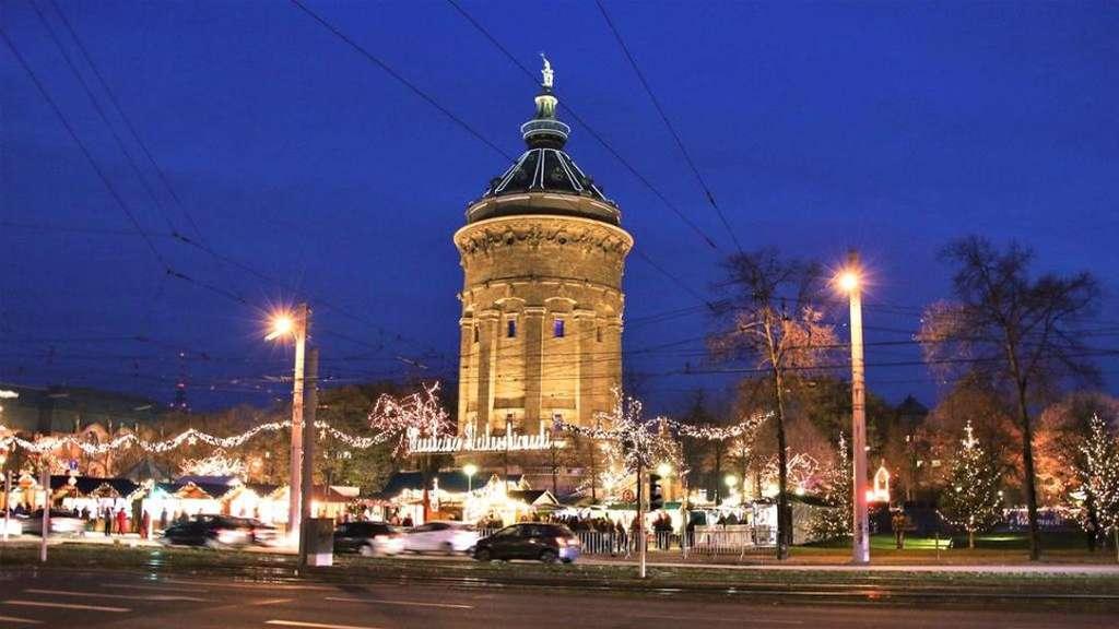 Wo Ist Heute Ein Weihnachtsmarkt.Mannheim Frankfurt Karlsruhe Terroranschlag Auf Weihnachtsmarkt