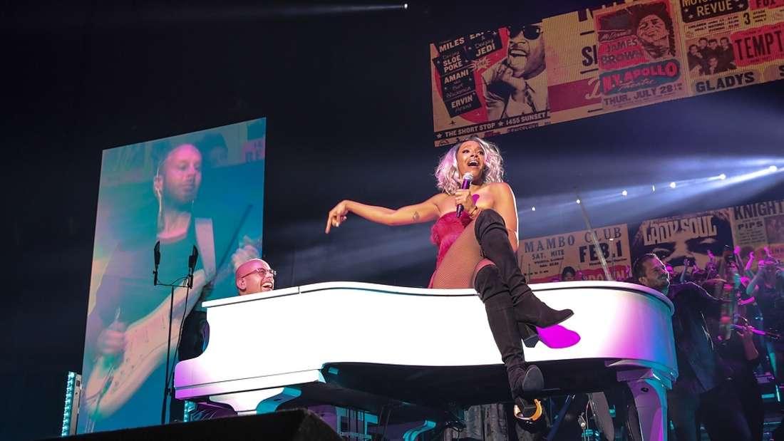 Milo, Bryan Ferry, Tim Bendzko und die Pointer Sisters geben bei 25 Jahre 'Night Of The Proms' in der SAP Arena richtig Gas!