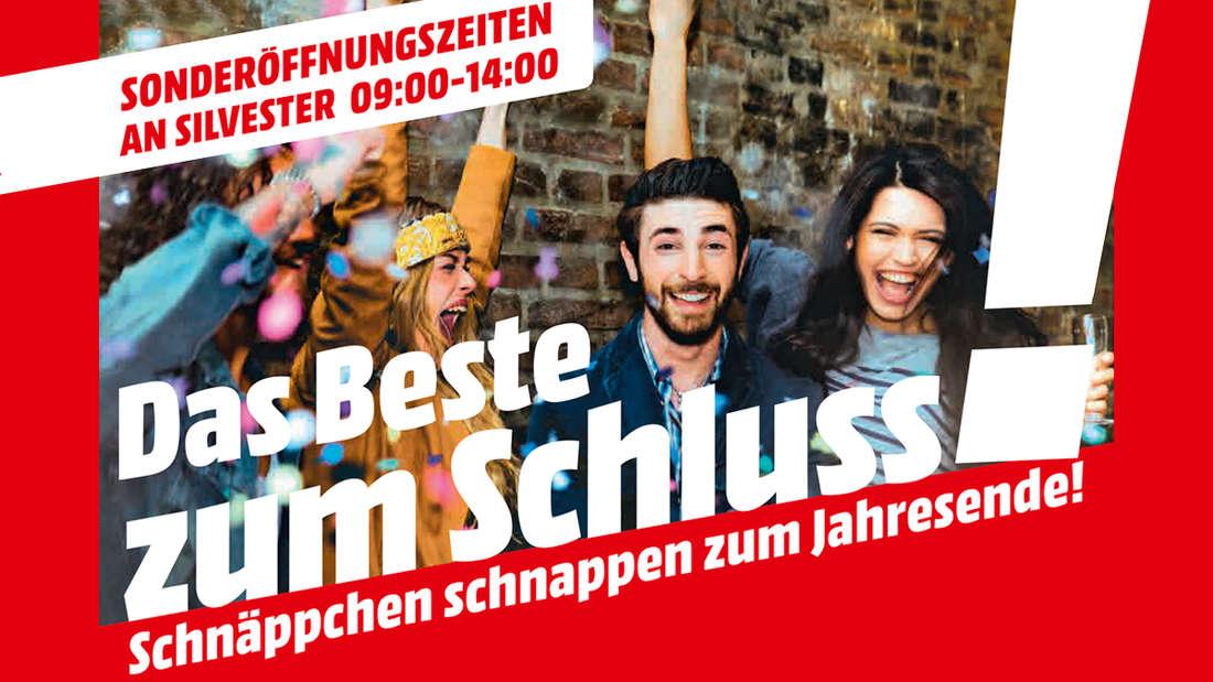 MediaMarkt – Das Beste zum Schluss : Schnäppchen schnappen zum Jahresende!
