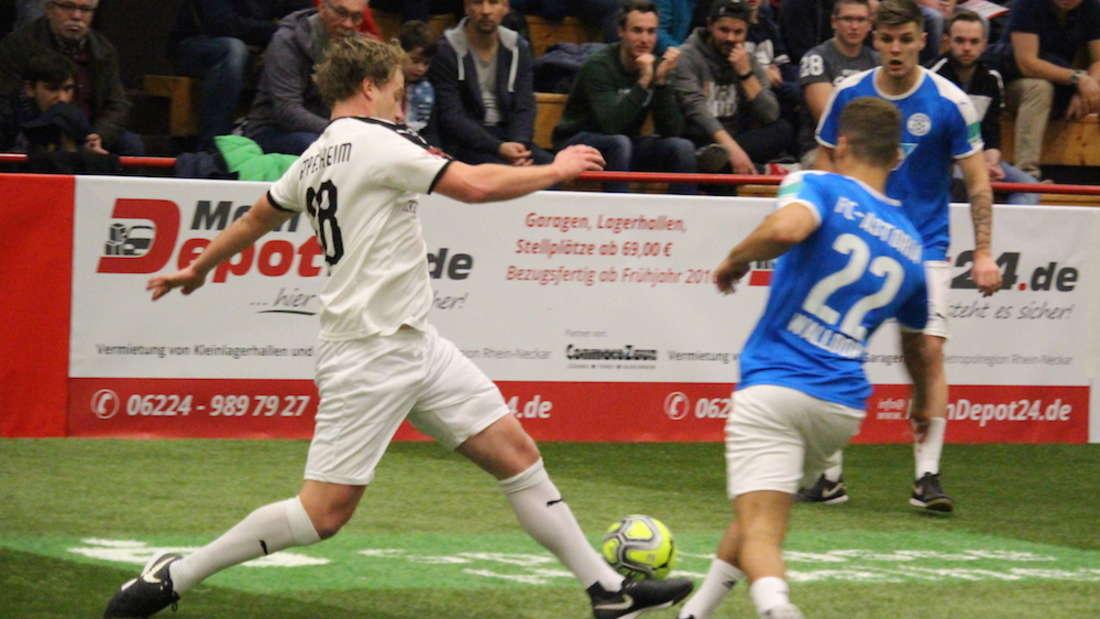 SparkassenCup Finale 2019: Eppelheim gegen FC-Astoria Walldorf.