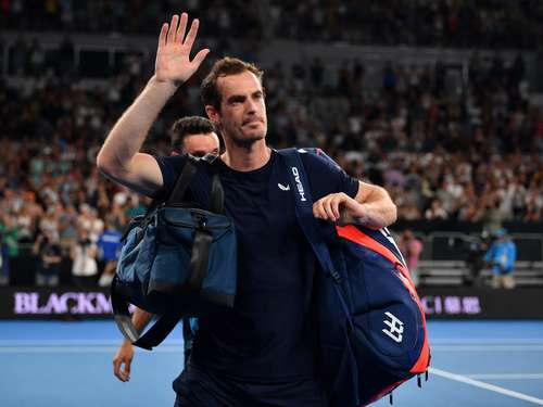Andy Murrays letztes Match bei den Australian Open - Emotionales Interview nach Spiel im Video