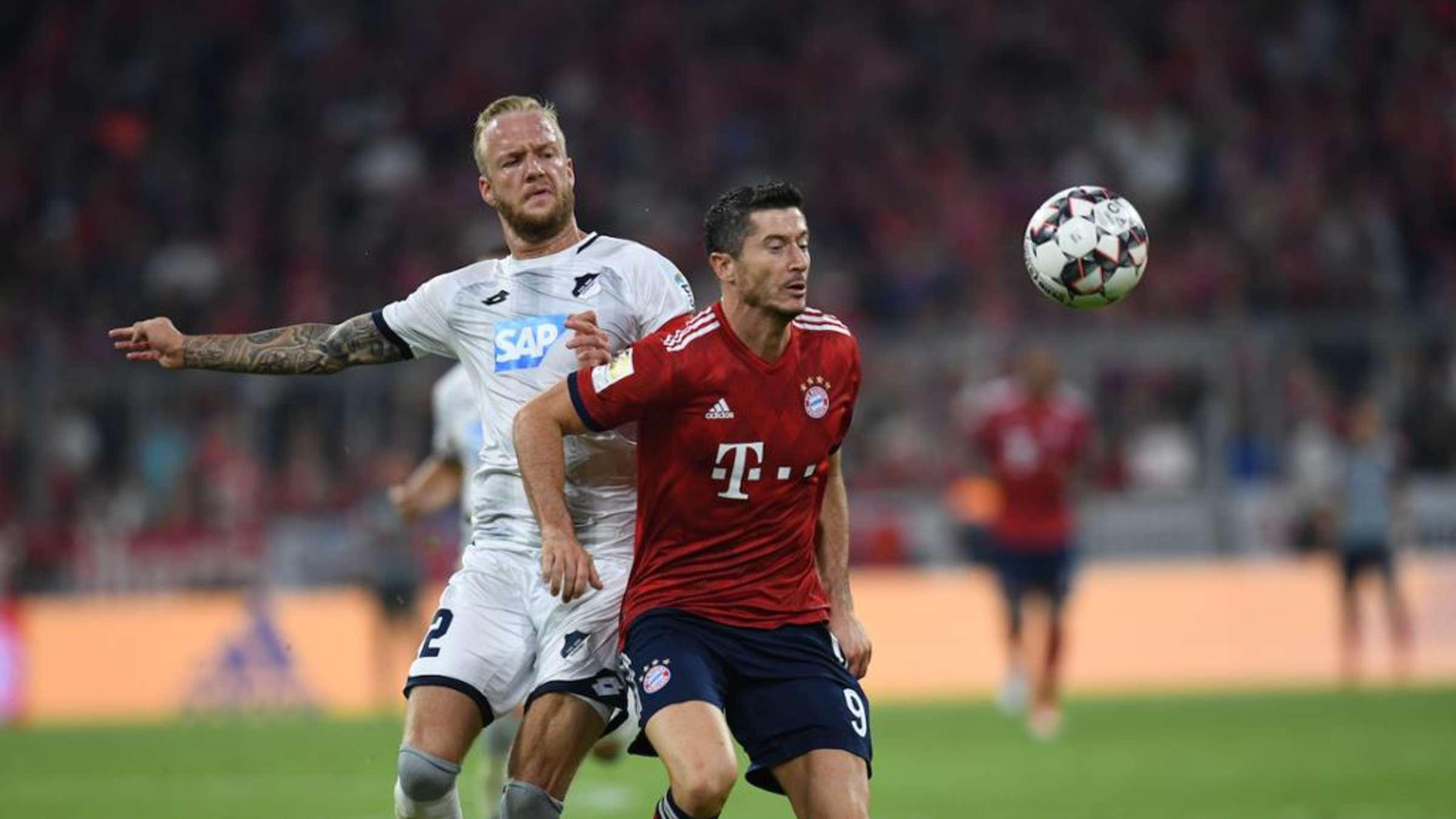Bundesliga Tsg 1899 Hoffenheim Gegen Fc Bayern Munchen Live